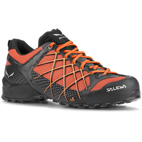 Salewa Wildfire Shoes Men Black Out/Orange Popsicle